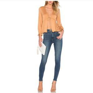 GRLFRND Kendall Super Skinny High Rise Jeans